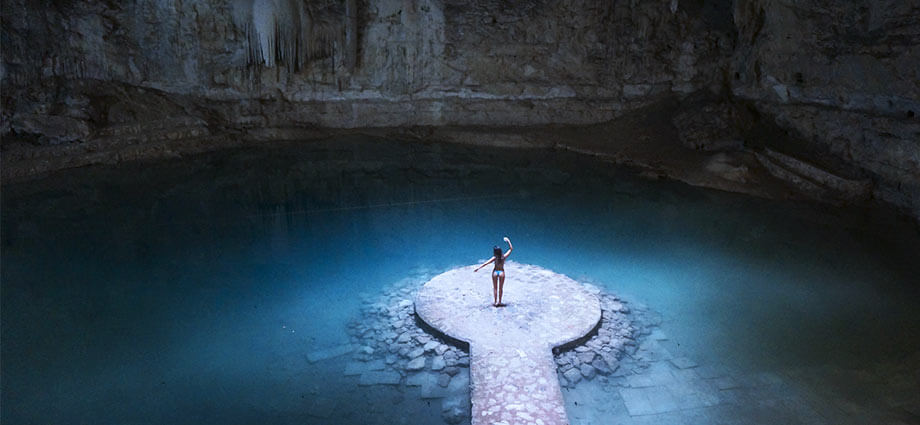 Beautiful-cenotes-in-Yucatán-Mexico