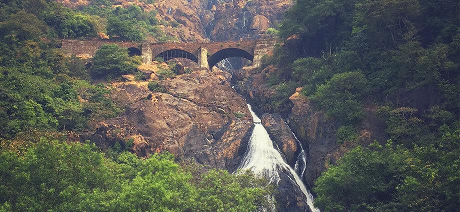 Duhdsagar-Falls