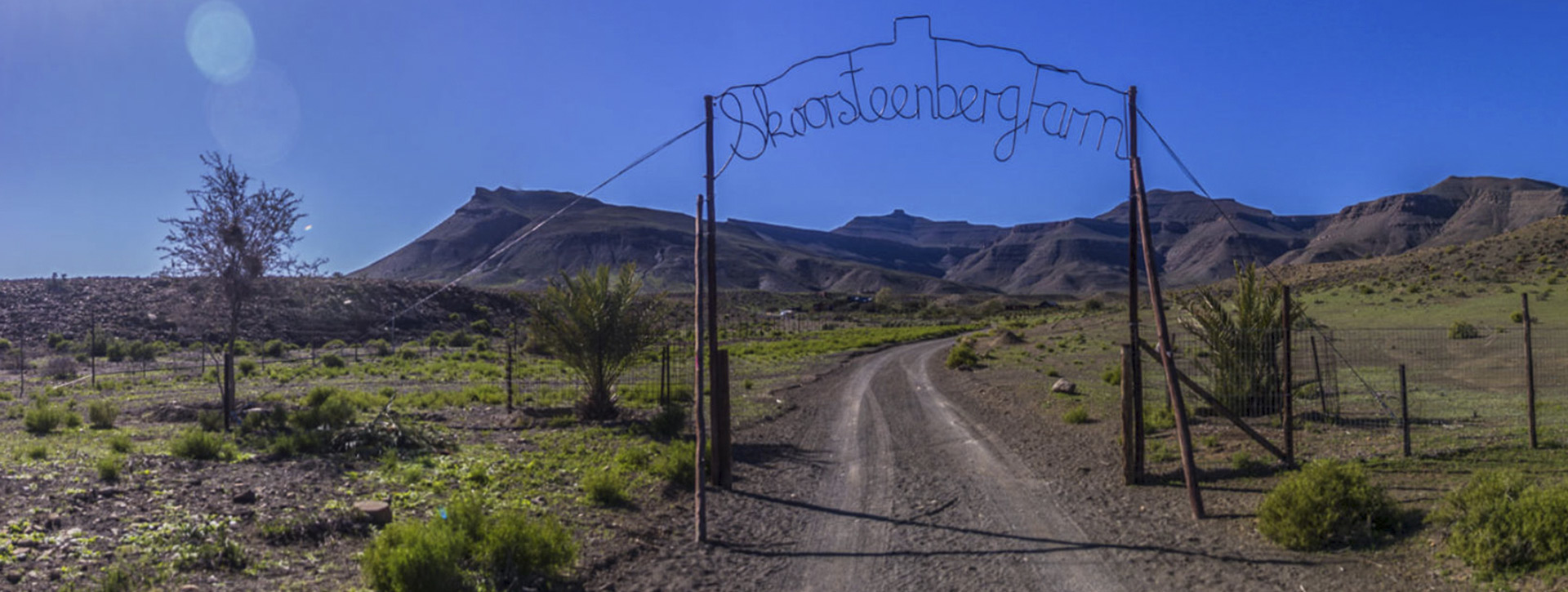 Stay in Tankwa Karoo National Park