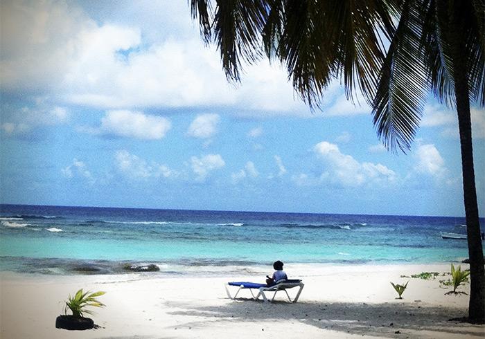 Rihanna's Caribbean Paradise
