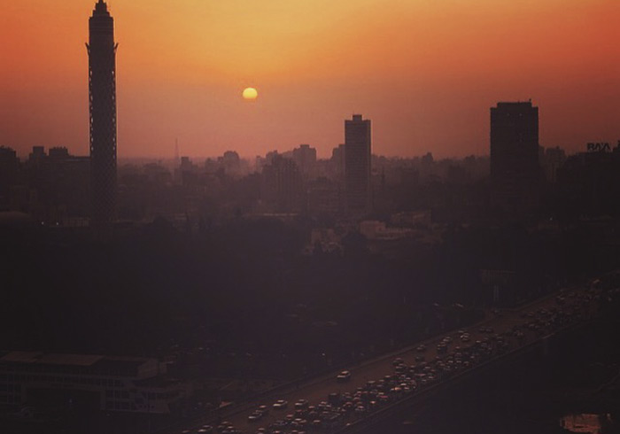 The Eclectic City of Cairo