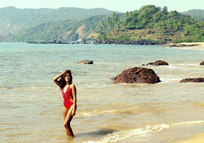 The Peaceful Goa in India