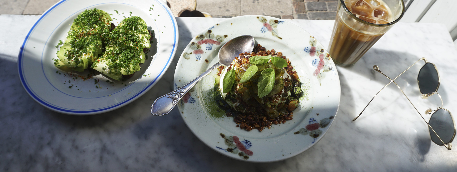 Avocado-Mad in Copenhagen
