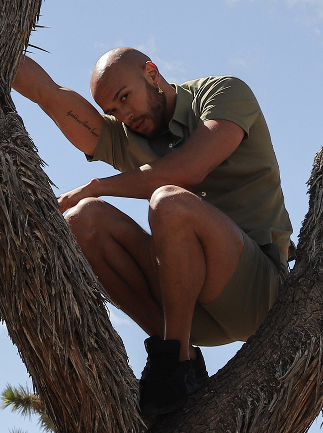 shop-desert-tribe-impala-shirt-up-in-tree-sitting-look-in-camera