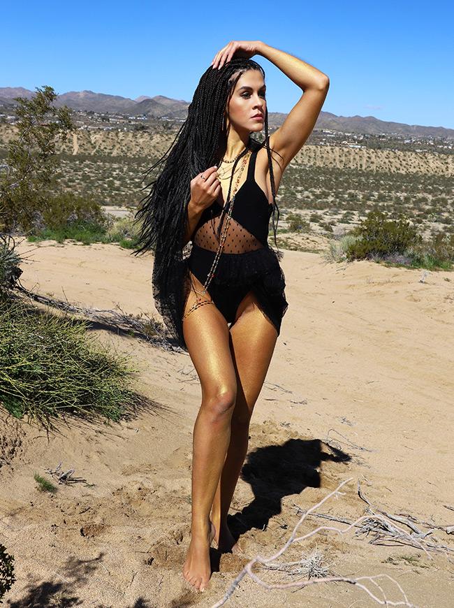 shop-desert-tribe-peacock-bodysuit-sand-look-to-side