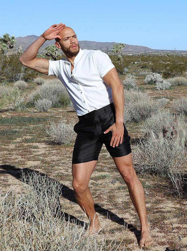 shop-desert-tribe-vagabond-shorts-leaning-back-look-side