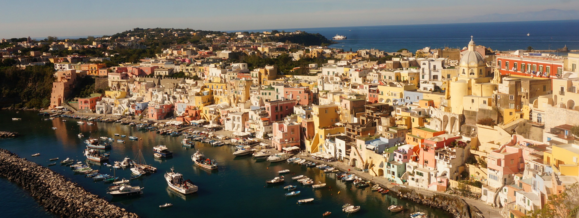 Day Trip To Procida, Italy