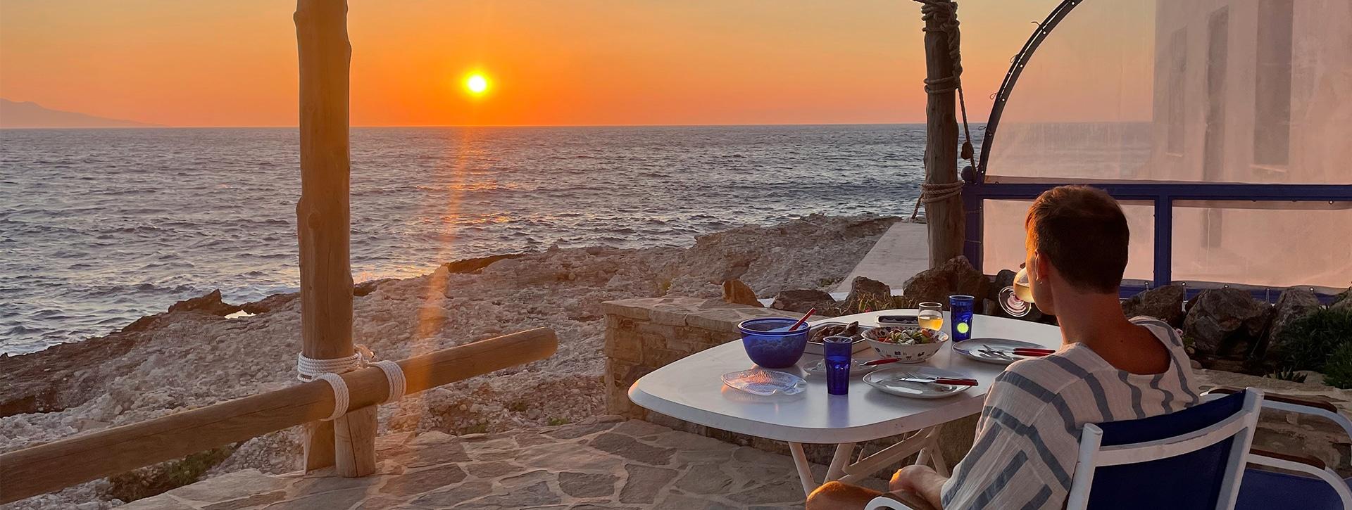 Your Own Peninsula in Samos, Greece